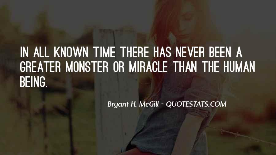 Bryant H. McGill Quotes #132094