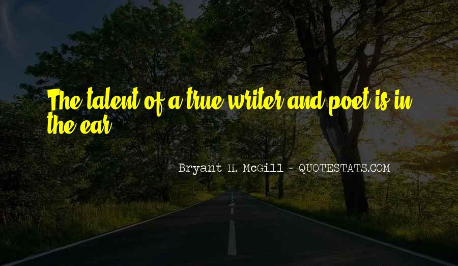 Bryant H. McGill Quotes #1335559