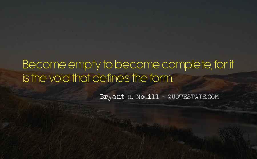 Bryant H. McGill Quotes #1342171