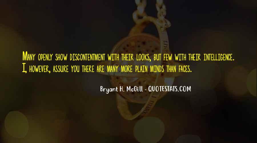 Bryant H. McGill Quotes #1345089