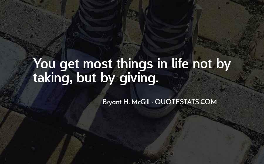 Bryant H. McGill Quotes #1497742