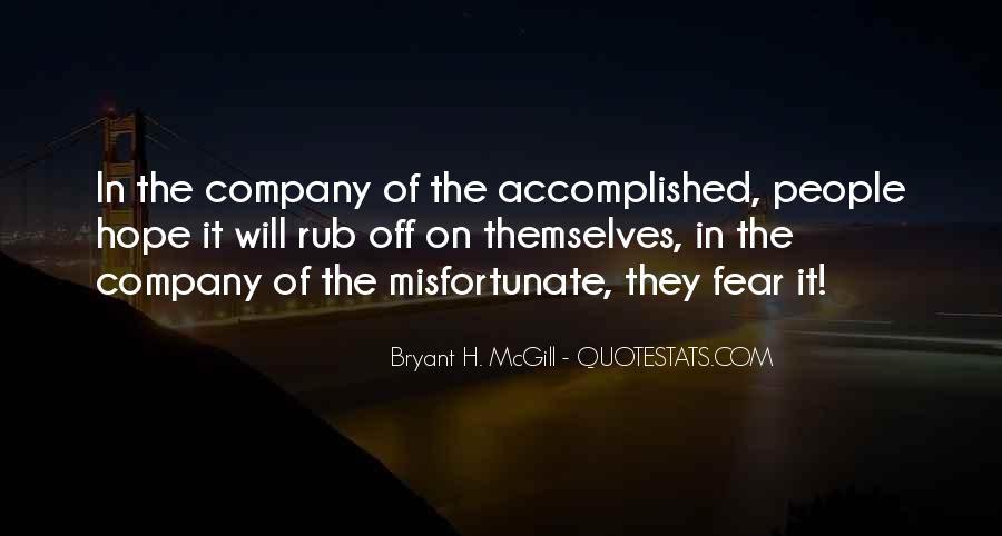 Bryant H. McGill Quotes #1655198