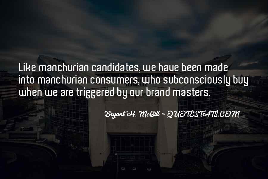 Bryant H. McGill Quotes #1669388