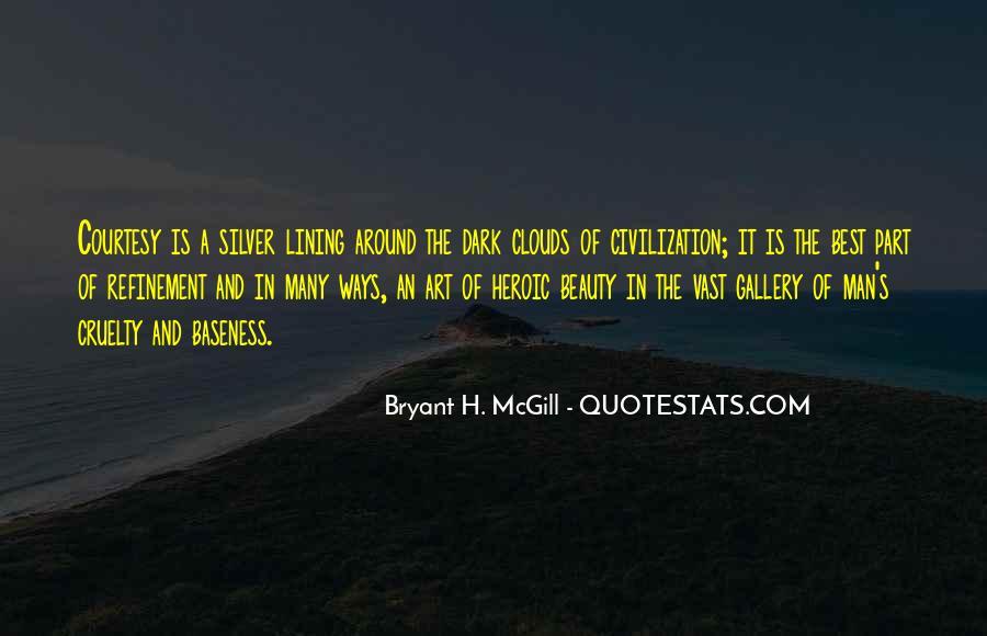 Bryant H. McGill Quotes #19421
