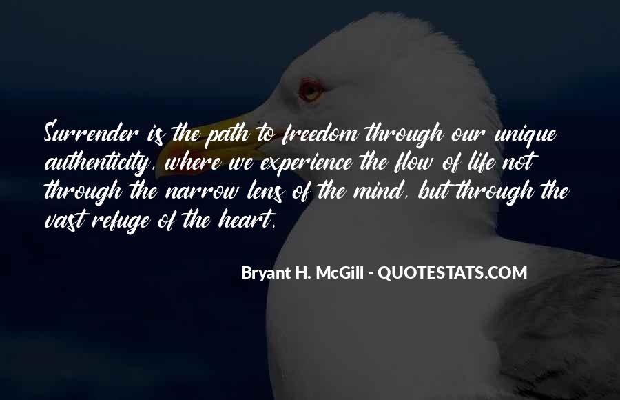 Bryant H. McGill Quotes #243374