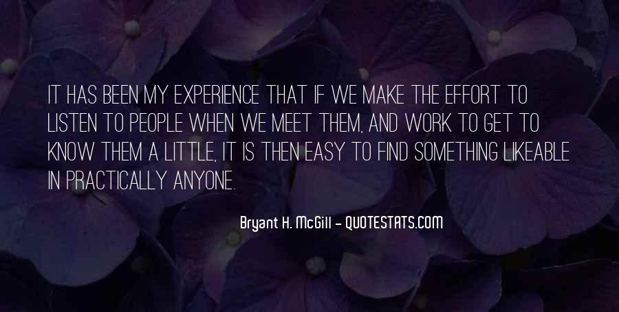 Bryant H. McGill Quotes #347528