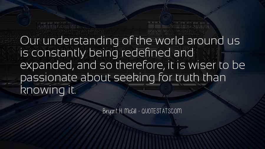 Bryant H. McGill Quotes #385582
