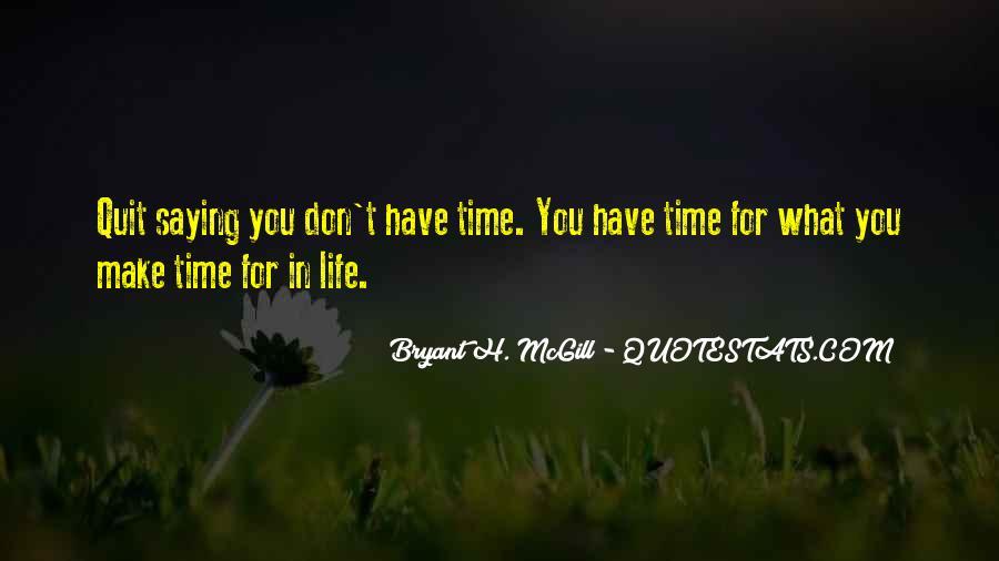 Bryant H. McGill Quotes #432009