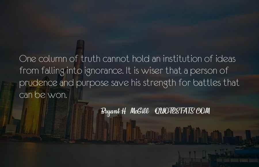 Bryant H. McGill Quotes #460504