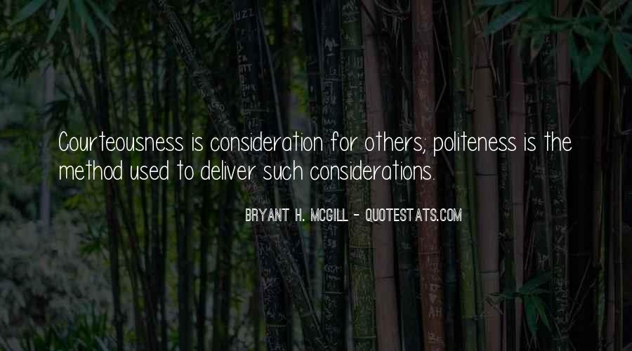 Bryant H. McGill Quotes #469068