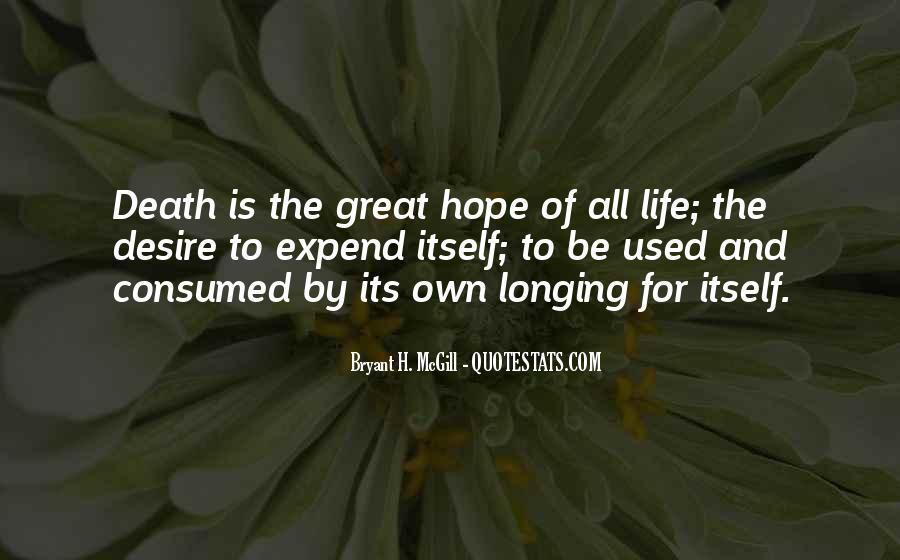 Bryant H. McGill Quotes #49866