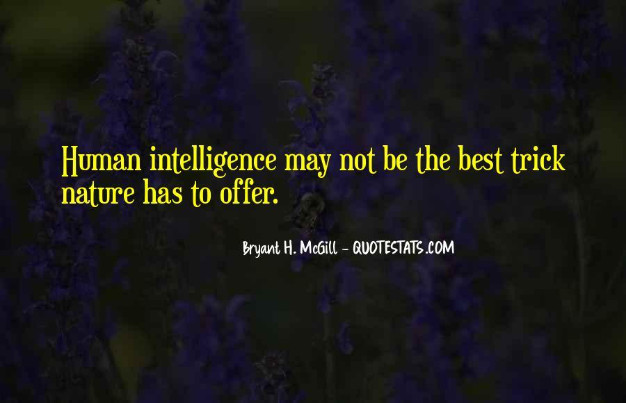 Bryant H. McGill Quotes #732113