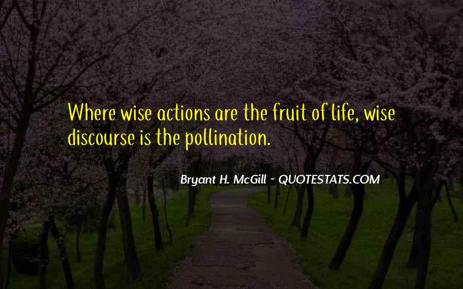 Bryant H. McGill Quotes #928797