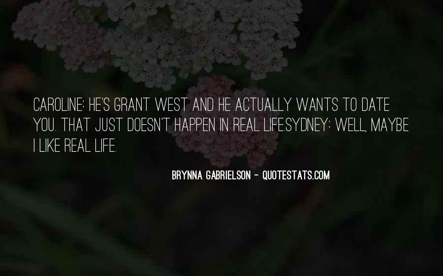 Brynna Gabrielson Quotes #105767