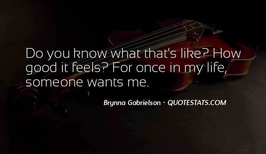 Brynna Gabrielson Quotes #1113677