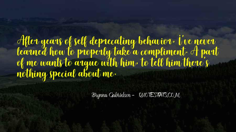 Brynna Gabrielson Quotes #1355444