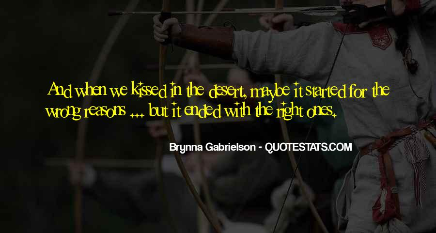 Brynna Gabrielson Quotes #1377692