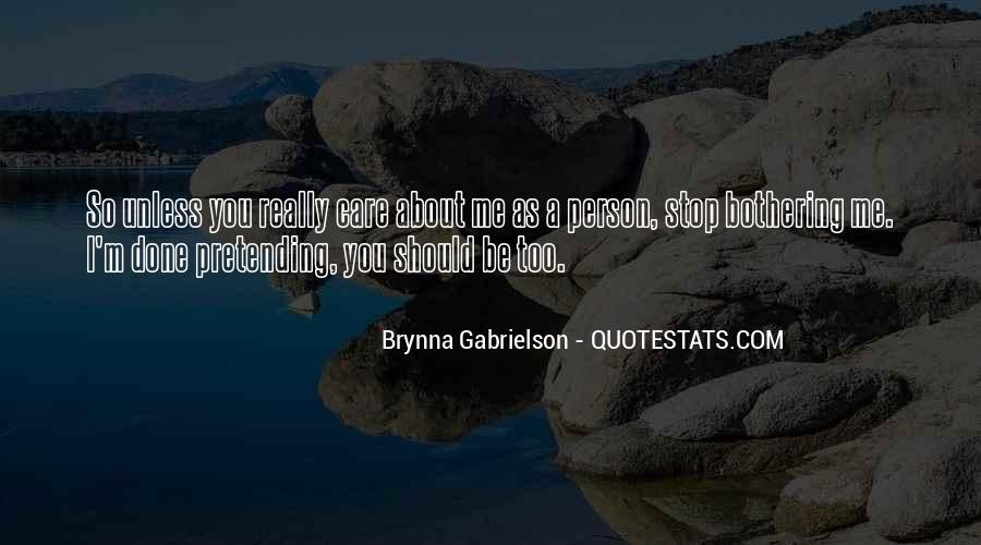 Brynna Gabrielson Quotes #946415