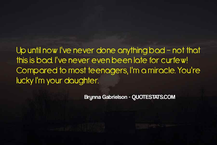 Brynna Gabrielson Quotes #957124