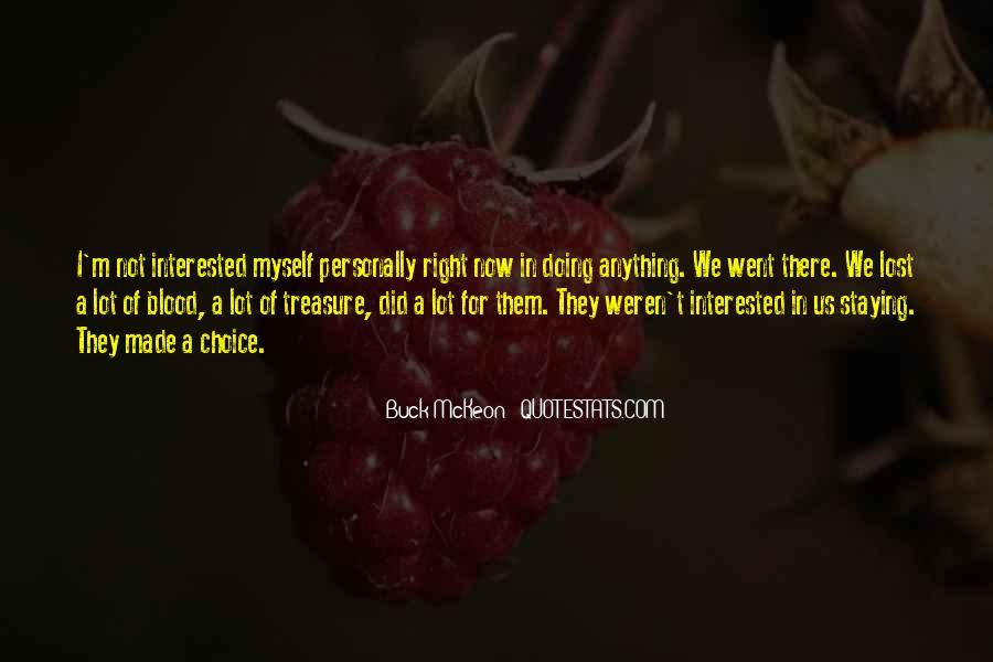 Buck McKeon Quotes #1512228