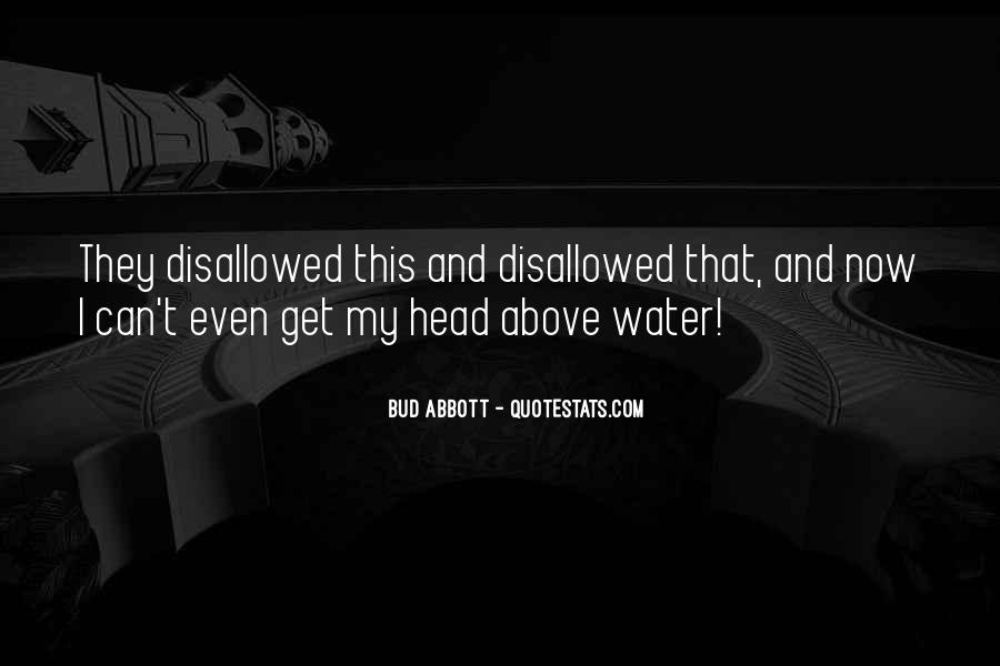 Bud Abbott Quotes #1294203