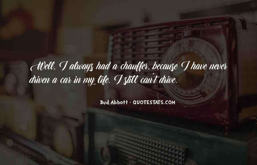 Bud Abbott Quotes #151343