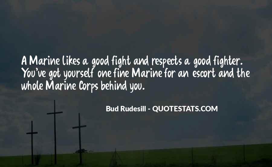 Bud Rudesill Quotes #339520