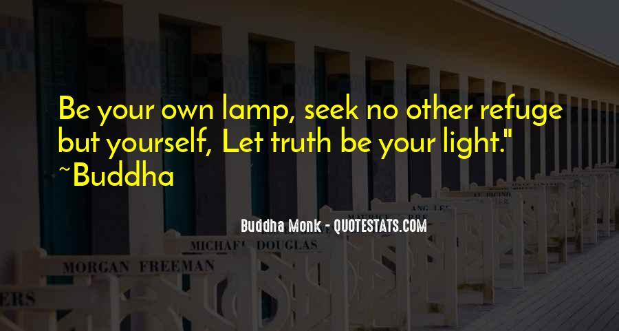 Buddha Monk Quotes #910080