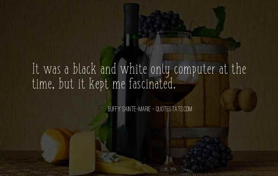 Buffy Sainte-Marie Quotes #1508529