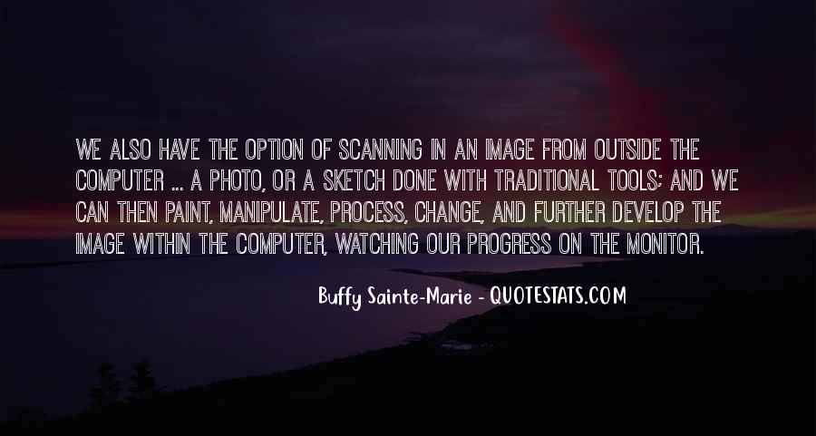 Buffy Sainte-Marie Quotes #1861141