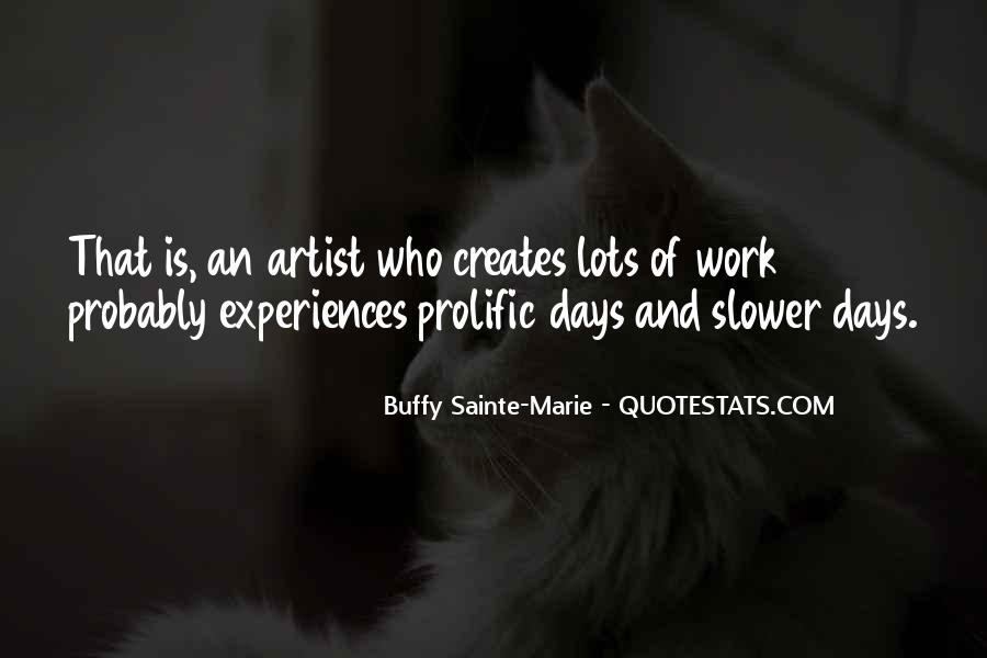 Buffy Sainte-Marie Quotes #330283