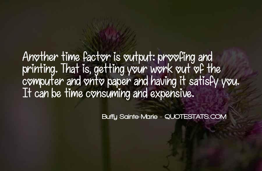 Buffy Sainte-Marie Quotes #615357