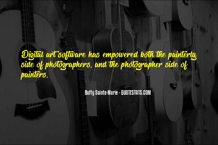 Buffy Sainte-Marie Quotes #678266