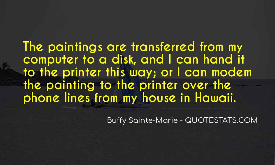 Buffy Sainte-Marie Quotes #754344