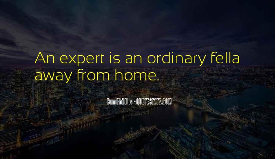 Bum Phillips Quotes #1233650