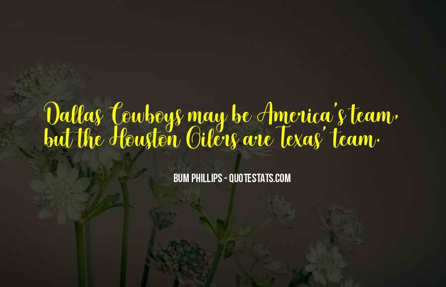 Bum Phillips Quotes #157850