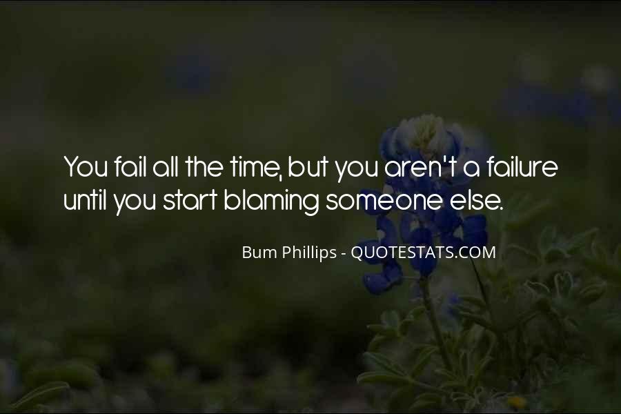 Bum Phillips Quotes #1724983