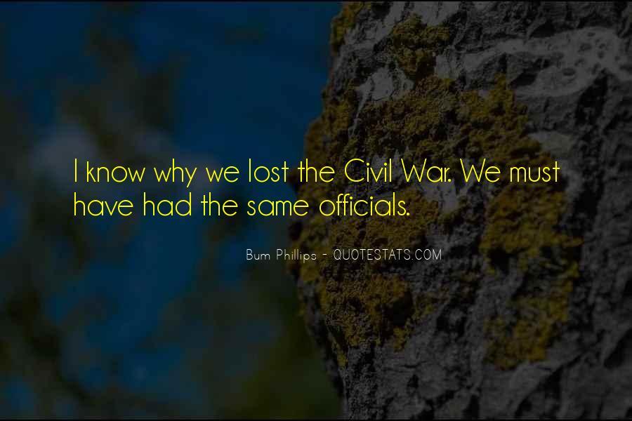 Bum Phillips Quotes #615546