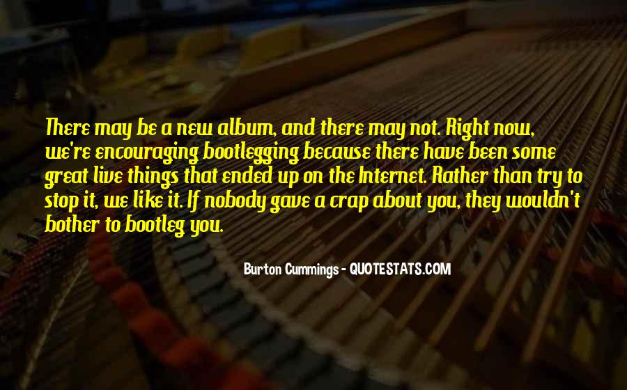 Burton Cummings Quotes #1008458