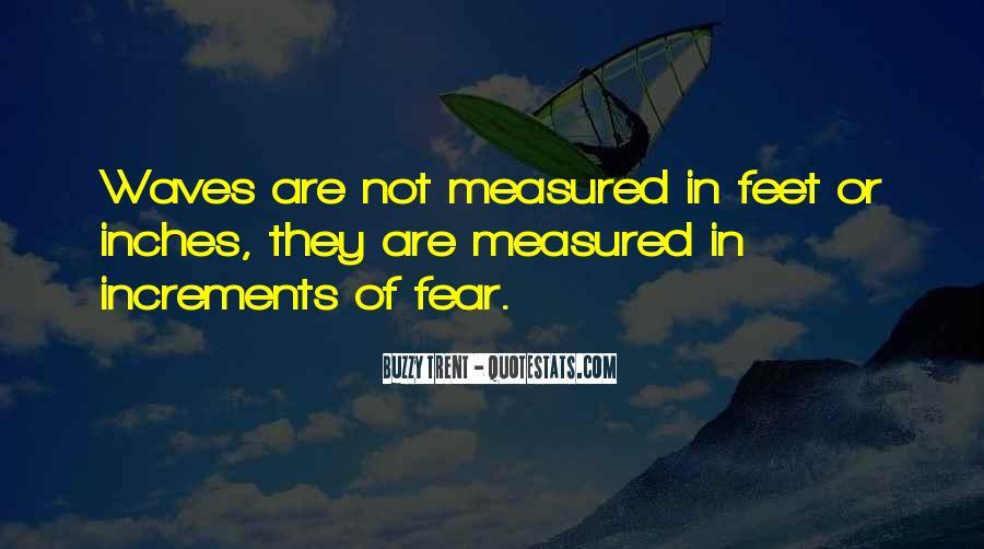 Buzzy Trent Quotes #743077