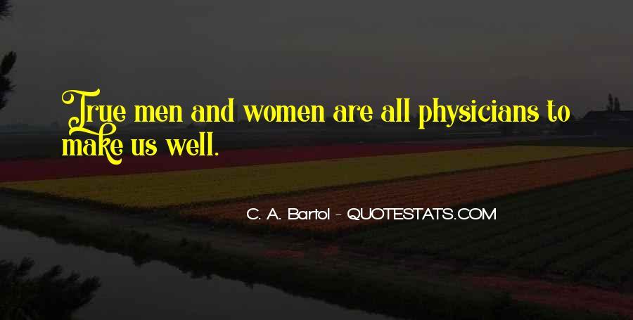 C. A. Bartol Quotes #1096181