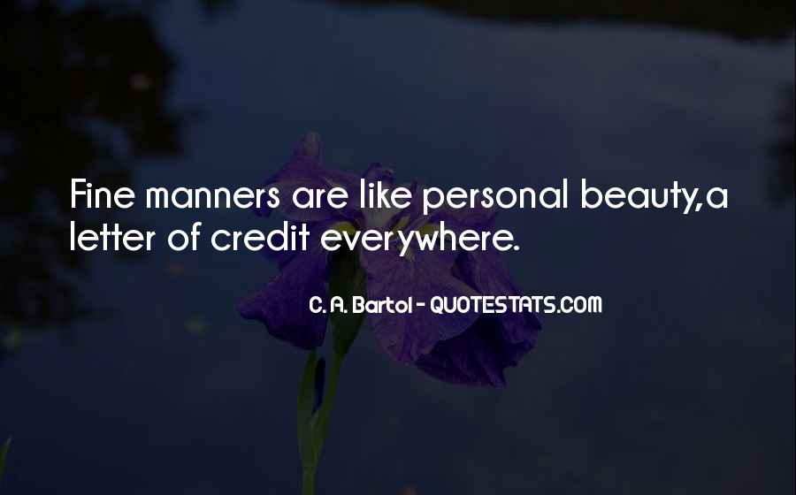 C. A. Bartol Quotes #1735270