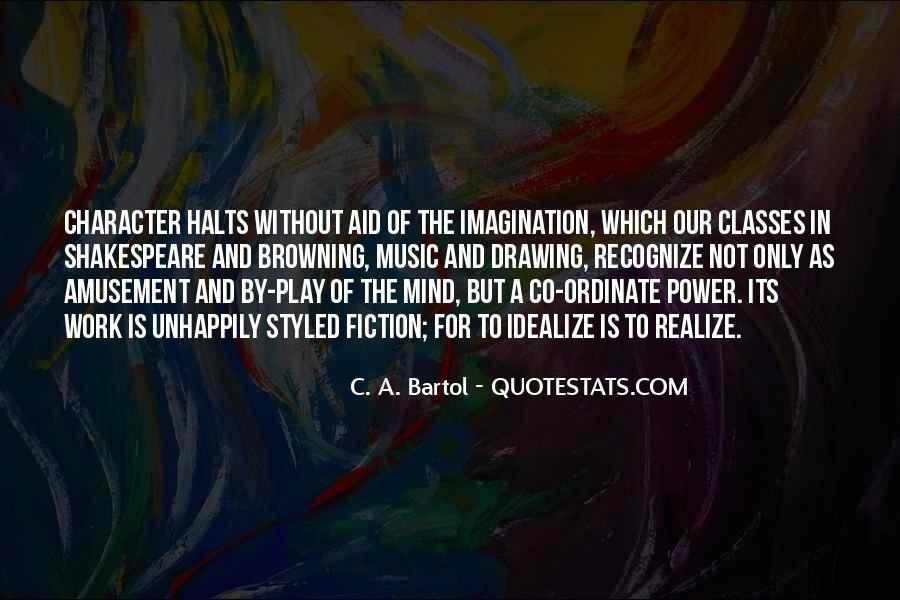C. A. Bartol Quotes #206898