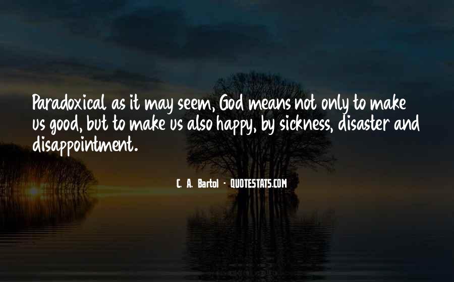C. A. Bartol Quotes #656114