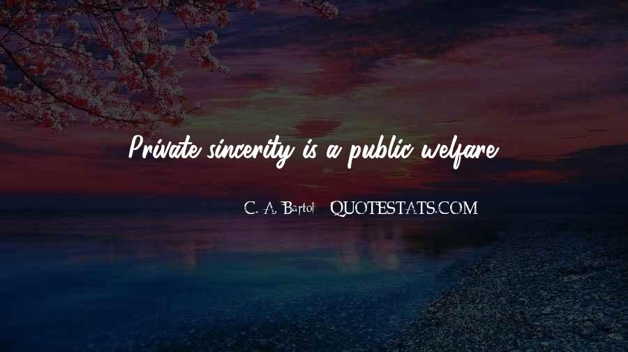 C. A. Bartol Quotes #897908
