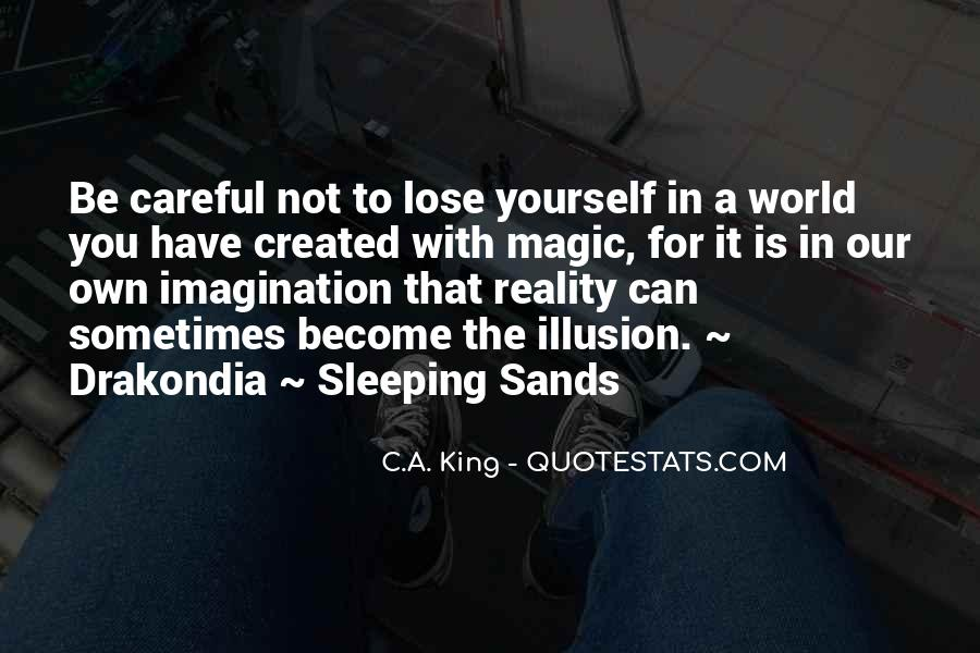 C.A. King Quotes #308236