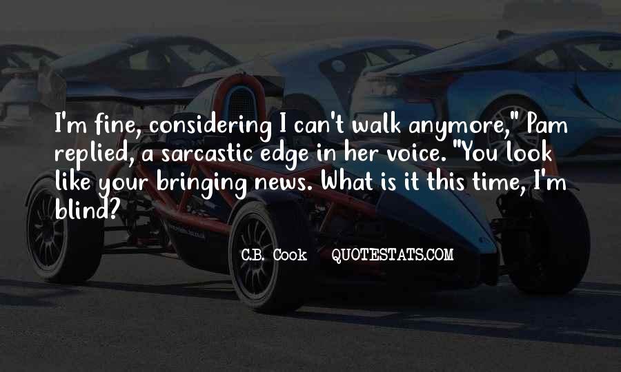 C.B. Cook Quotes #254065