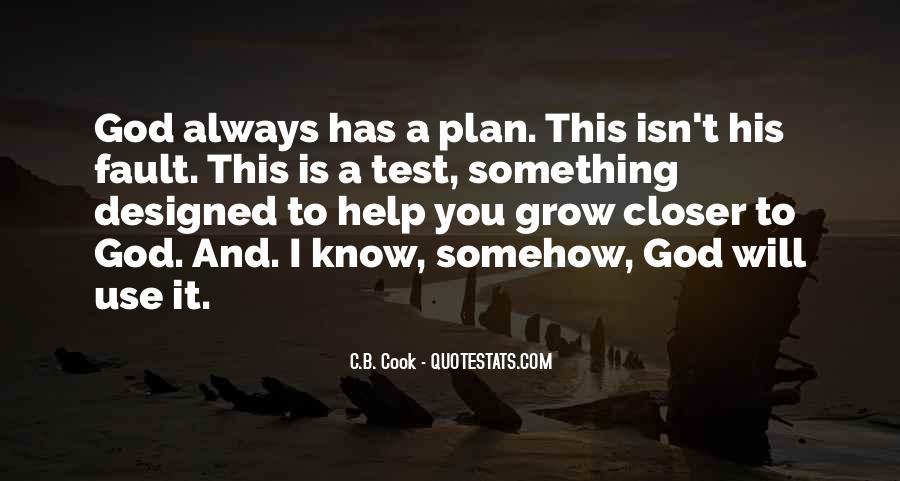 C.B. Cook Quotes #254269