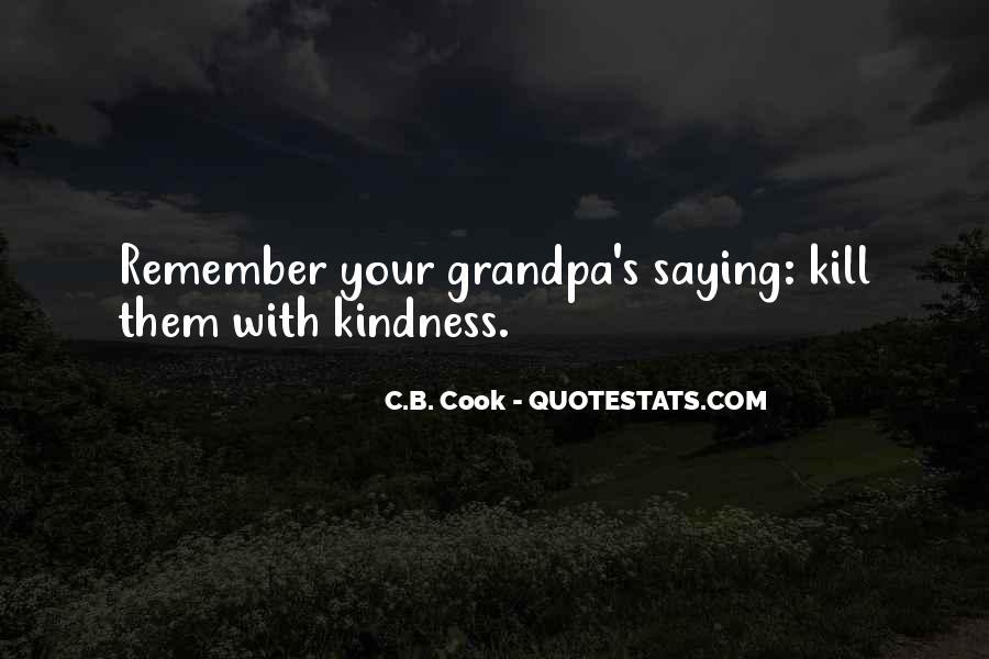 C.B. Cook Quotes #45147