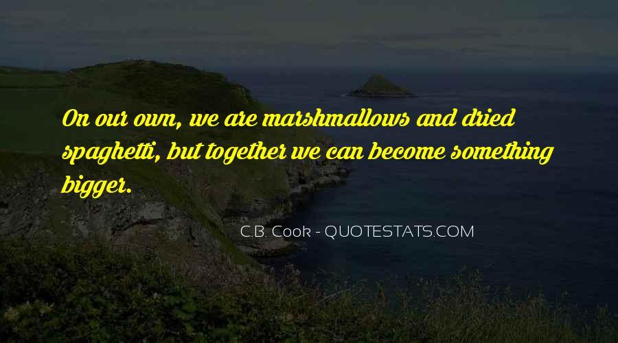 C.B. Cook Quotes #515582